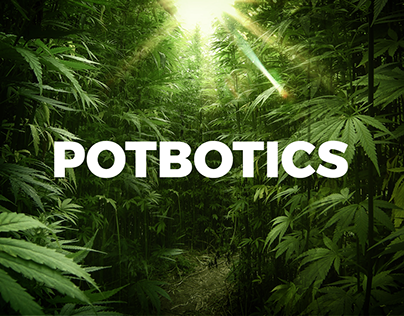 Potbotics Responsive Corporate Website Redesign