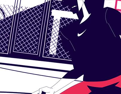 Le Cube: NIKE HBL EXPERIENCE 10 SEC.