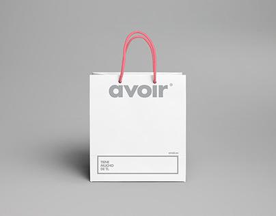 Avoir - Branding & Naming