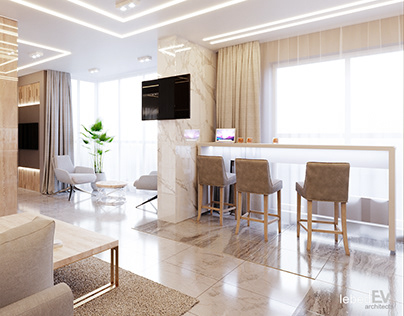 Design-apartment interior