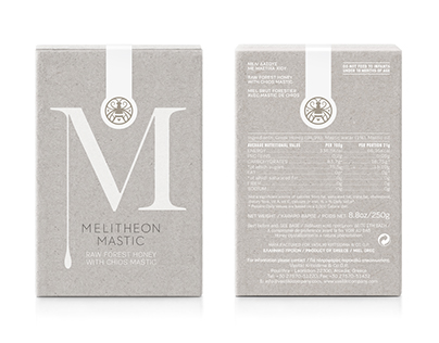 Melitheon Mastic Honey