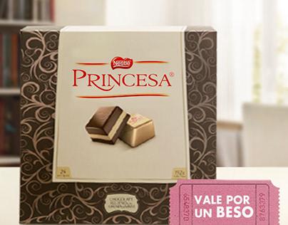 Chocolate Princesa   Redes Sociales