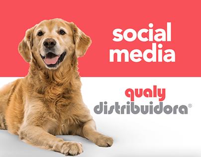 Qualy Distribuidora - Social Media 2019/2020