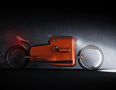 Atwood bike