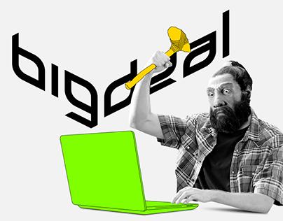 BigDeal Agency - Concept
