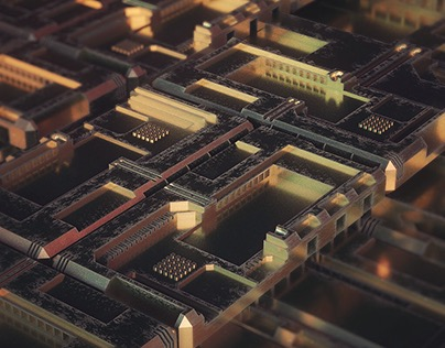 NotSoDailyRenders - March 2017