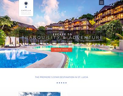 Hotel Spec Design