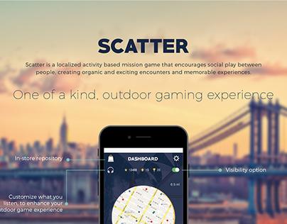 Scatter App