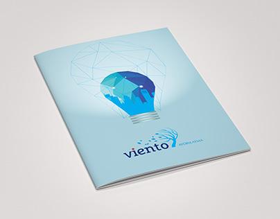 Viento Aydınlatma Katalog Tasarımı