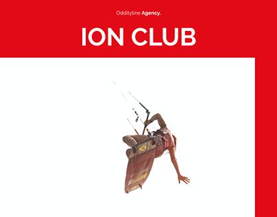 ION CLUB - Erase Limits