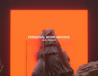 Personal Work Archive 2021