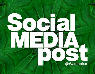 Social Media Post @WarapoBar