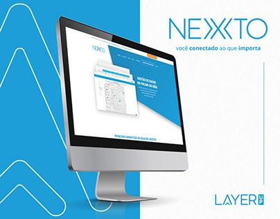 Webdesign Nexxto