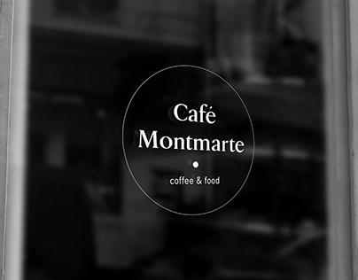 Cafe Montmarte Markalama