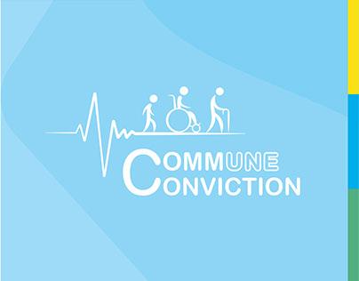 Commune Conviction - Identité de marque