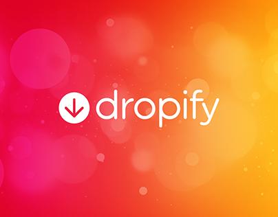 dropify |Brand Design