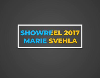 MOTION GRAPHIC DESIGN: Showreel 2017