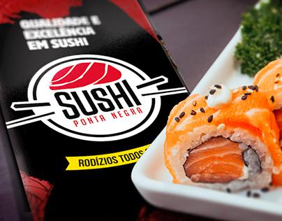 Sushi Ponta Negra - Branding