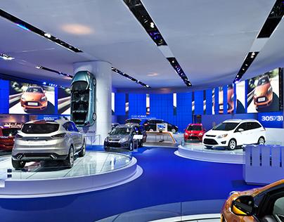 FORD Global Autoshow Program