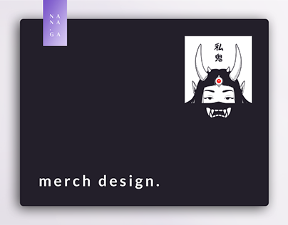 Merch / Clothing Design