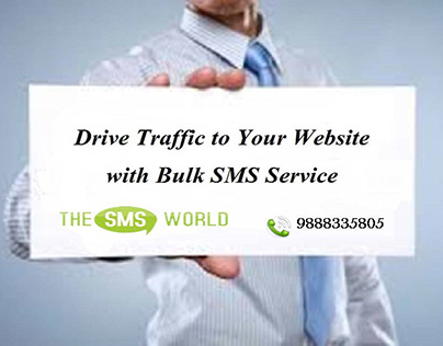 The SMS World - Digital Marketing Services