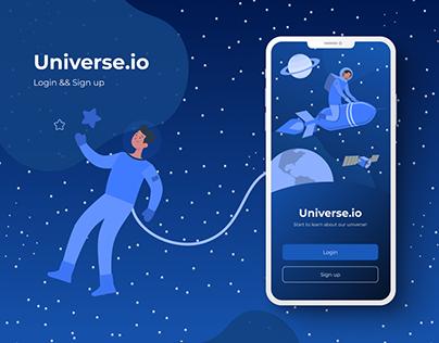 Universe.io