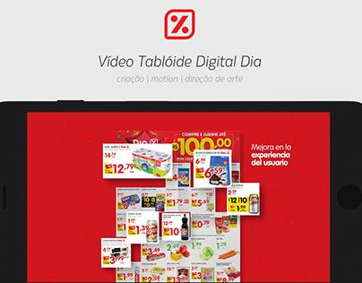 Vídeo Tablóide Digital Dia