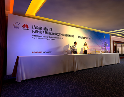 Huawei002 2016 Huawei Power Grid Summit
