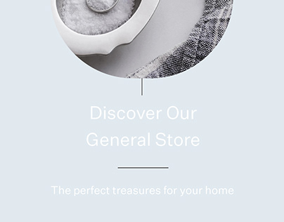 Email Design - Vol 4. Lifestyle | Home Goods
