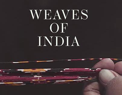 Weaves of India - Kanchi Kamakshi Silks