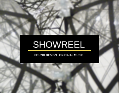 Showreel 2016 | Sound Design & Music