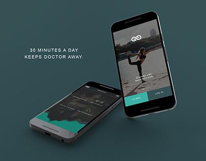 MeFit app