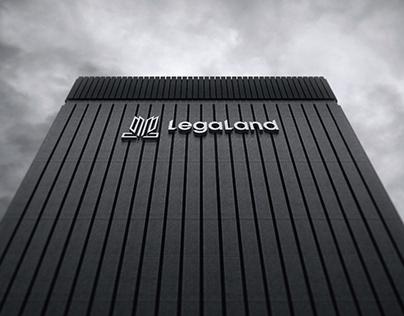 LegaLand Logo & Branding