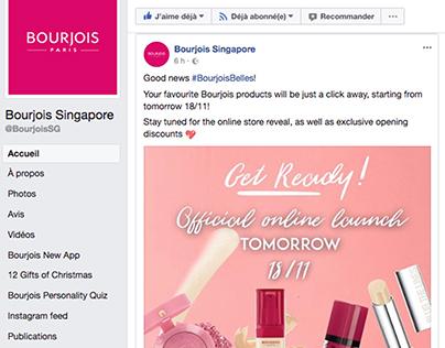 Bourjois SINGAPOUR