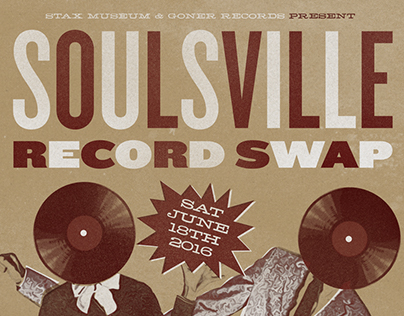 Soulsville Record Swap