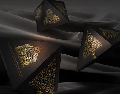 Egyptian Tea Package design concept