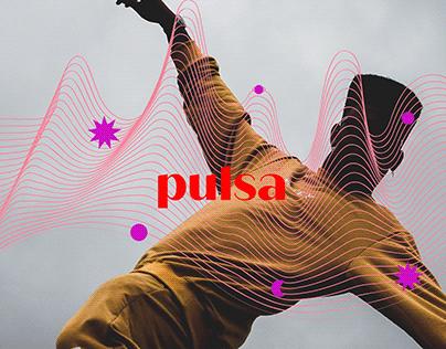 Pulsa – branding