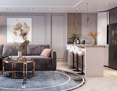 Mistechko Kozatske interior design by AIR Studio