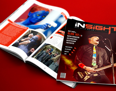 INSIGHT - Entertainment Magazine