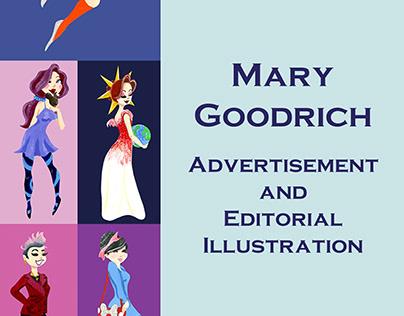 Advertisement and Editorial Illustration Portfolio