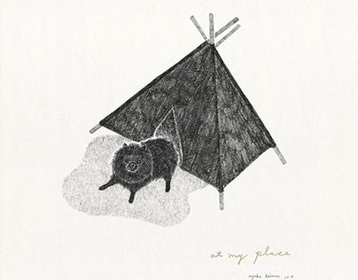 monochrome (4 images)