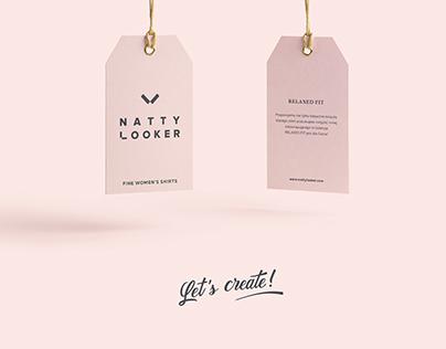 Natty Looker women's fashion shirts identity