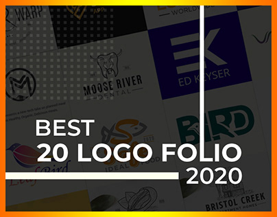 My Best 20 Logo Folio 2020