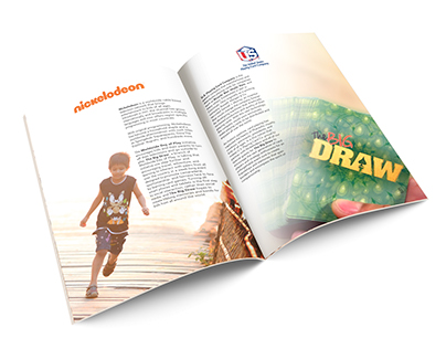 The Big Draw event book detail