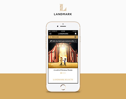 LANDMARK mobile app