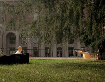 Milano. Triennale, Parco Sempione e Castello