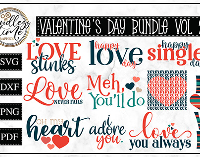Valentine's Day Bundle Vol 2