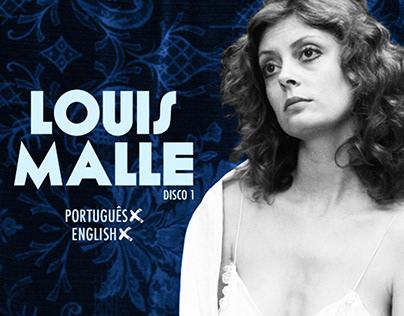 """Criação de menus para a coleção """"Louis Malle"""""""