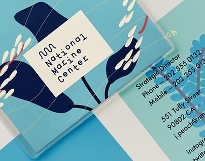 National Marine Center | Branding