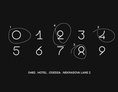0482 hotel identity